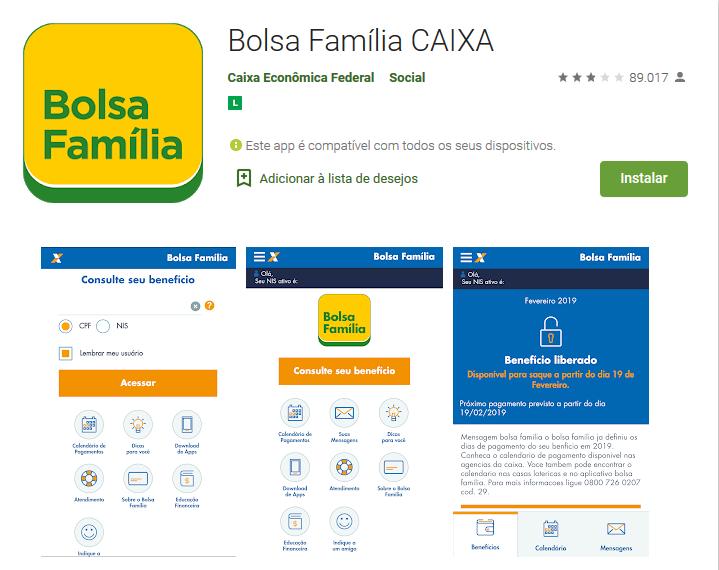 Baixar App Bolsa Família Para Ver Saldo Pelo CPF